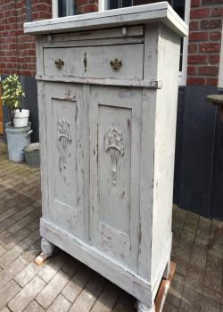 Annie Sloan Chalk Paint Paris Grey voorbeeld