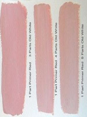 Annie Sloan Chalk Paint Primer Red voorbeeld