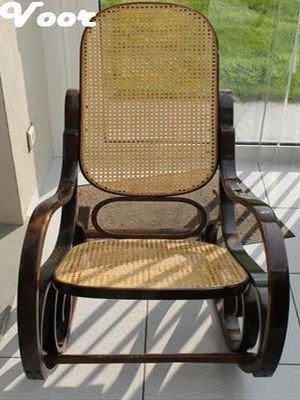Uitzonderlijk Annie Sloan Chalk Paint voorbeelden rieten stoelen @YA34