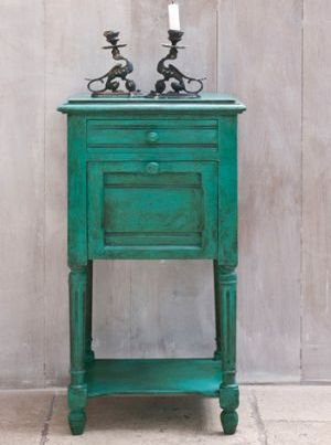Fabulous Annie Sloan Groene kleuren CR32