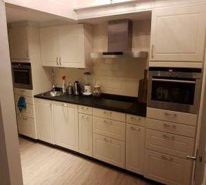 Bekend Hoogglans keuken overschilderen YM55
