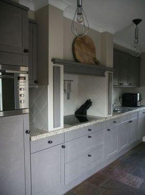 Keukenkastjes Verven Fineer.Keukenkastjes Verven Met Annie Sloan Chalk Paint