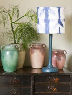 Super Lampenkappen verven met Annie Sloan Chalk Paint ZJ-41