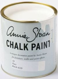 Ral 9010 in Annie Sloan Chalk Paint