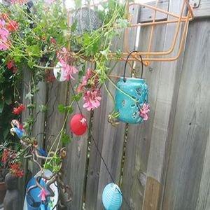 Houten Tuinstoelen Verven.Annie Sloan Chalk Paint Voor Buiten