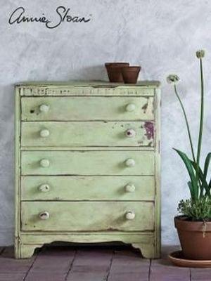 meubels met chalk paint van annie sloan