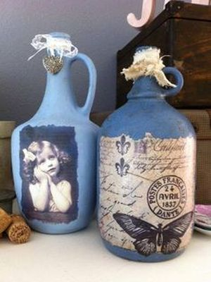 annie sloan chalk paint voorbeeld greek blue 2