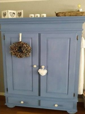 annie sloan chalk paint greek blue voorbeeld 3